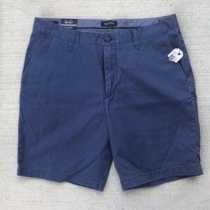 NWT Nautica Men's 34x8.5 Deck Shorts